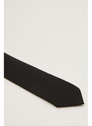 DeFacto Basic Kravat Siyah
